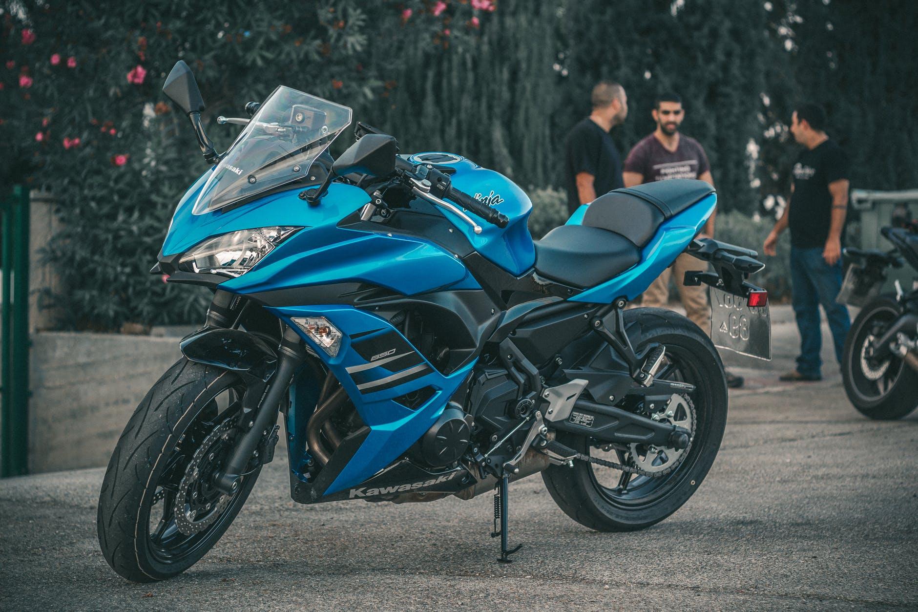 Kawasaki motorverzekering